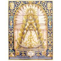 Mural Virgen del Rocío